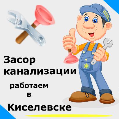Засор унитаза в Киселевске